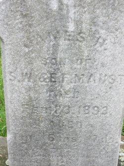 James H Maust