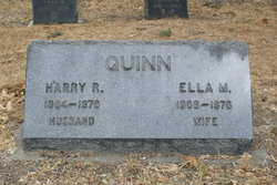 Harry R Quinn