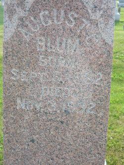 August Carl Blum