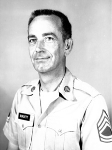 SFC Clarence Henry Burdett
