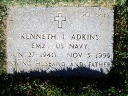 Kenneth L Adkins