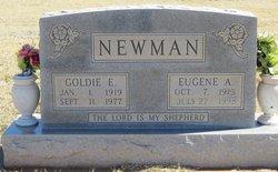 Goldie Evelyn <I>Koehn</I> Newman
