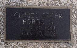 Claude Oscar Adams, Jr