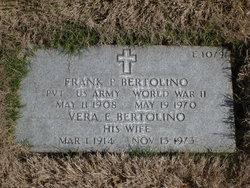 Vera Estelle <I>Cox</I> Bertolino
