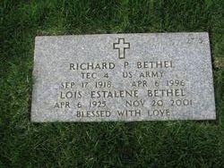Richard Price Bethel