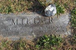 Mabel E <I>Hess</I> Miller
