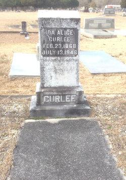 Ida Alice <I>Kilgore</I> Curlee