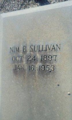 Nimrod Bellotte Sullivan, Jr