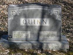 Afton <I>Nance</I> Quinn