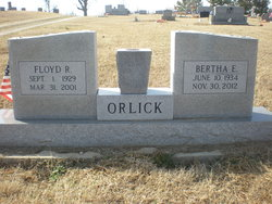 Bertha Eilean <I>Noell</I> Orlick