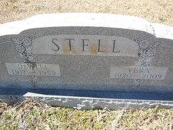 Vera <I>Ross</I> Stell