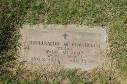Benjamin Martin Franklin