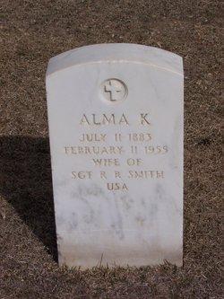 Alma K Smith
