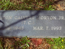"Thelton Calvert ""T.C."" Morton, Jr"