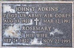 Rosemary <I>Smith</I> Adkins