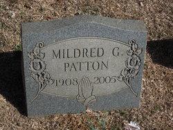 Mildred Godfrey <I>Uehlinger</I> Patton