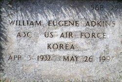 William Eugene Adkins