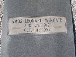 Amos Leonard Wingate