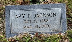 Avy Pearl <I>Isbell</I> Jackson