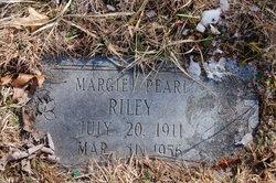 Margie Pearl <I>Chambers</I> Riley