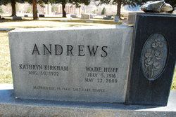 Wade Huff Andrews