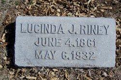 Lucinda J <I>Vaught</I> Riney