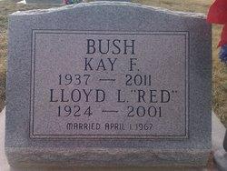 Kay Francis <I>Winegar</I> Bush