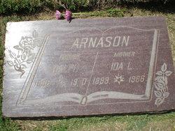 Ida Lorraine <I>Benson</I> Arnason