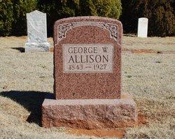 George Wilson Allison
