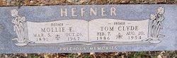 Thomas Clyde Hefner, Sr