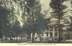 Whiteside County Home Cemetery