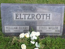 Mary Ethel <I>Clark</I> Eltzroth Miller
