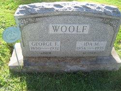 George F Woolf