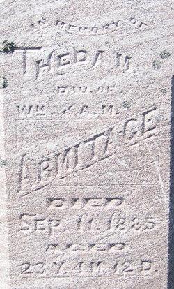 Theda M. Armitage