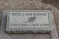 Irene <I>Lamb</I> Banner