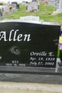 Orville E. Allen