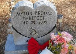 Payton Brooke Barefoot