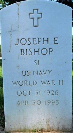 Joseph E Bishop