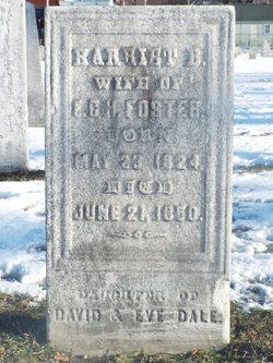 Harriet B Foster