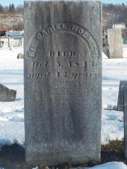 Rev Daniel Holmes