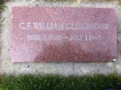 Christian Frederich William Glissmeyer