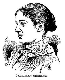 Gabrielle Rosamond <I>Greeley</I> Clendenin