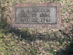 David Allen Adcock