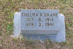 Thelma R. Drane