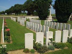 London Cemetery, Neuville-Vitasse