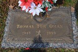 """Thomas """"Tom"""" Oman"""