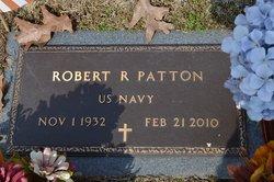 Robert R Patton