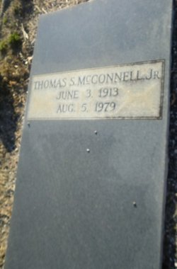 Thomas Sloan McConnell, Jr