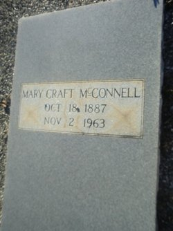 Mary <I>Craft</I> McConnell
