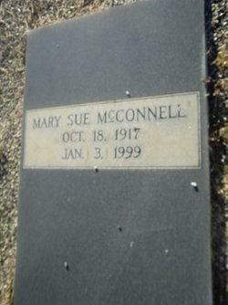 Mary Sue <I>Darby</I> McConnell